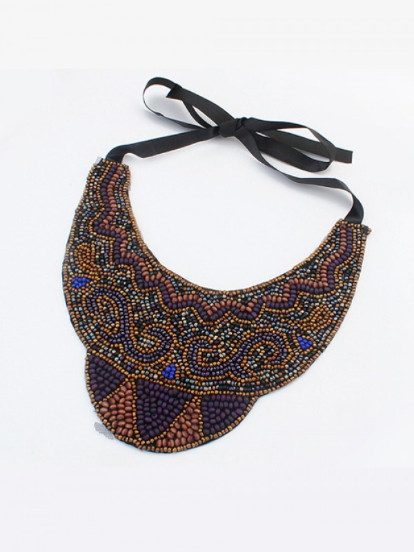 Occident Exotic Personality Retro Hot Sale Necklace-12
